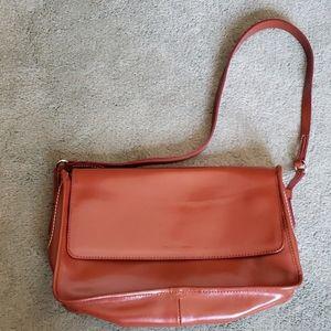 EUC Francesco Biasia leather bag